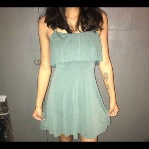 BRAND NEW KHAKI DRESS